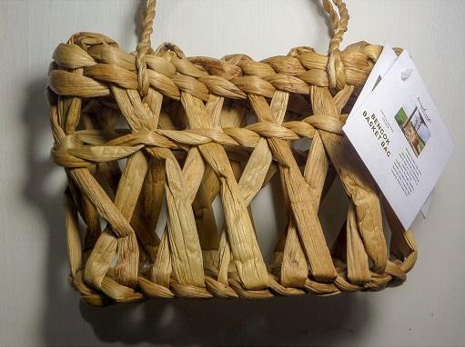 Bengok Basket Bag Small ( Horizontal )